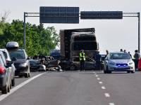 В Польше 6 человек погибли в результате крупной аварии с участием грузовиком
