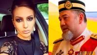 Оксана Воеводина рассказала, как познакомилась с экс-королем Малайзии