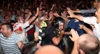 В Тбилиси вновь начался массовый митинг