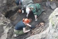 В новгородской деревне Жестяная Горка найдены останки более 400 жертв массовых расстрелов