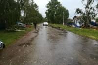 В Башкирии женщину убило ударом молнии