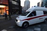 В Вене 10 человек пострадали в результате мощного взрыва