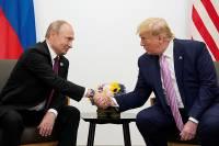 В Осаке прошла встреча Путина и Трампа