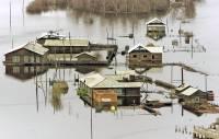 Под Иркутском из-за паводка погибла семья из двух человек