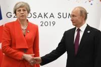 Мэй: нормализация отношений между Лондоном и Москвой невозможна
