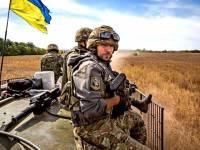 Украинские военные минируют территорию в районе Счастья