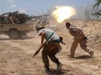 Ливия обвинила Турцию во вторжении