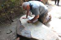 В Грузии на стенах храма X века найдена уникальная надпись