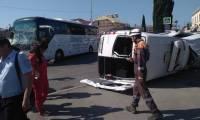 В Сочи после ДТП с автобусами в больницы попали 23 человека