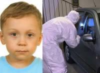 В машине отца ребенка, пропавшего в Польше, найдена кровь мальчика