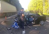 В Приморье шесть человек стали жертвами дорожной аварии