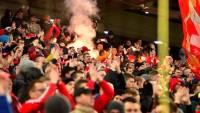В Росгвардии прокомментировали инцидент с фанатами «Спартака» в Ростове