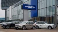 Volvo объявила об отзыве 500 тыс. машин