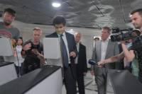 В метро Екатеринбурга открыли вход в ТРЦ