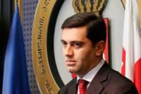 В Грузии по обвинению в попытке госпереворота задержали бывшего министра обороны