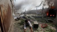 В Кабуле 20 человек погибли при атаке на офис движения Green Trend
