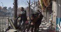 В Афганистане до 14 человек возросло число погибших при обстреле рынка