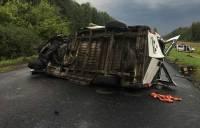 Под Тамбовом столкнулись два микроавтобуса: погибли пять человек