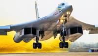 Российские бомбардировщики Ту-160  переброшены ближе к границам США