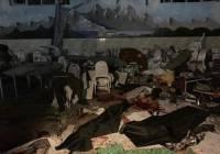 Взрыв на свадьбе в Кабуле унес жизни более 60 человек