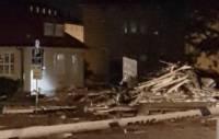 Шведские полицейские случайно взорвали склад