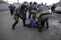 В кузбасское село после массовой драки с цыганами ввели ОМОН