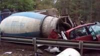 В Калуге пять человек погибли в дорожной аварии