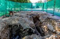 В Нижегородском кремле найден средневековый некрополь