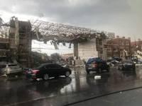 В Китае 8 человек погибли в результате торнадо