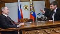Путин обещал Кадырову посетить Чечню