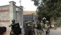 В Киргизии во время штурма резиденции Атамбаева погиб спецназовец