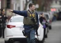 В США опознали мужчину, ранившего ножом пятерых коллег
