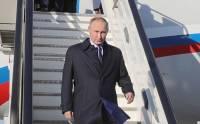 Путин прибыл в Дагестан