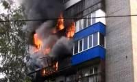 В Красноярске восемь человек погибли при пожаре