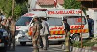 В Пакистане в ДТП погибли 26 человек