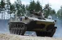 На учениях «Центр-2019» при десантировании разбились две боевые машины