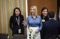 Иванку Трамп подвергли критике за появление без нижнего белья на ГА ООН