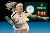 Арина Соболенко вновь выиграла турнир WTA в Китае