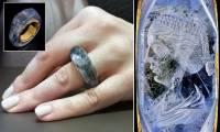 В Лондоне выставили на торги сапфировый перстень Калигулы