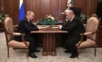 Путин предложил на пост премьера кандидатуру главы ФНС