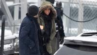 Меган Маркл впервые появилась на публике после отъезда из Великобритании