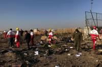 Разбившийся в Тегеране украинский лайнер сбили двумя ракетами