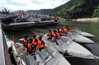 На реке Меконг завершился 90-й патруль Китая, Лаоса, Мьянмы и Таиланда