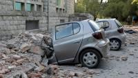 В Турции 14 человек погибли во время землетрясения