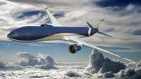 В США совершил первый полет новый лайнер Boeing 777X