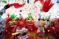 В Париже из-за коронавируса отменен парад в честь Нового года по восточному календарю