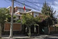 Экс-министрам Боливии разрешили покинуть посольство Мексики