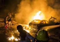 СМИ: в правительственном квартале Багдада слышны взрывы