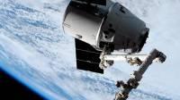 Вернувшийся с МКС корабль Dragon приводнился в Тихом океане