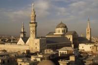 Путин посетил Большую мечеть Дамаска
